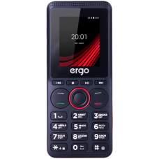 Мобильный телефон ERGO F188 Play DS Black