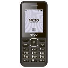 Мобильный телефон ERGO B181 Black