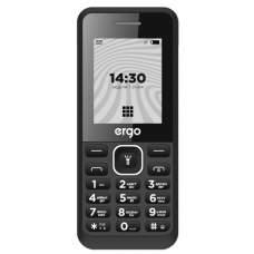 Мобільний телефон ERGO B242 Black