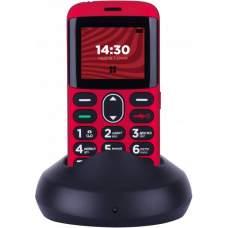 Мобільний телефон ERGO R201 Red