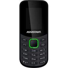 Мобільний телефон ASSISTANT AS-101 Black