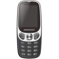 Мобільний телефон ASSISTANT AS-203 Black