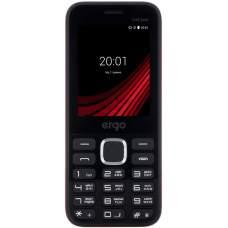 Мобильный телефон ERGO F243 Black