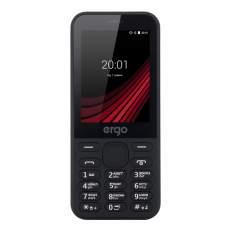 Мобільний телефон ERGO F284 Black