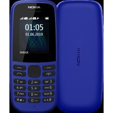 Мобільний телефон NOKIA 105 DS 2019 Blue