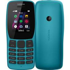 Мобільний телефон NOKIA 110 DS 2019 Blue