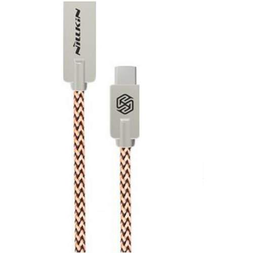 USB-cable NILLKIN Chic Type-C  (Khaki)
