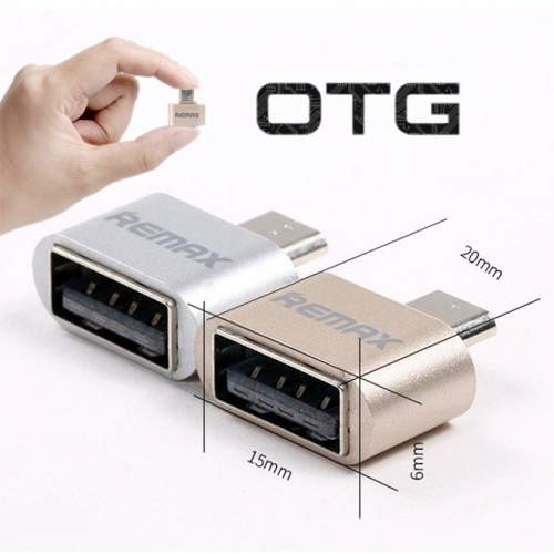 OTG-micro USB REMAX RA- OTG Adapter