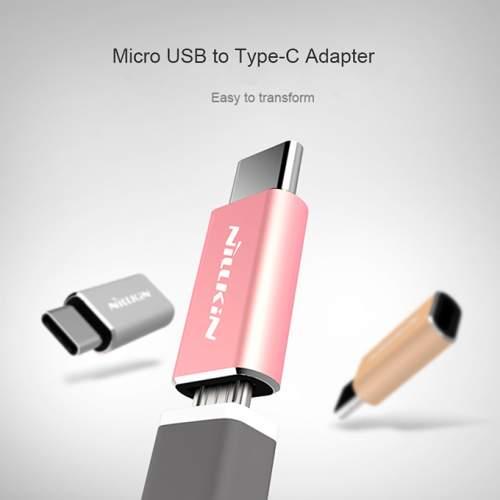 USB-Адаптер NILLKIN Micro to Type-C USB