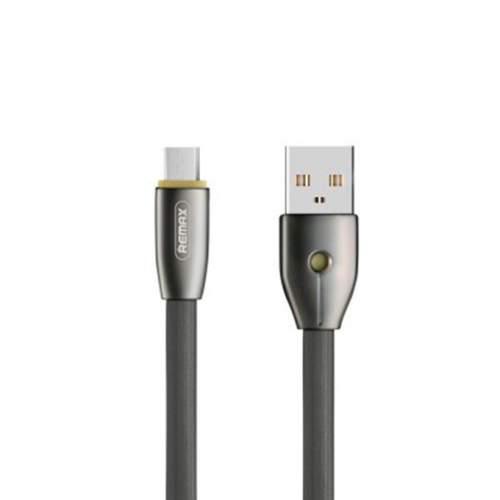 USB-microUSB REMAX Knight RC-043m Grey