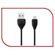 USB-microUSB REMAX Lesu RC-050m Black