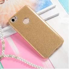 Силикон XIAOMI Redmi 5A GLITTER Gold