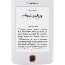 Электронная книга PocketBook 614 Basic 3 White (PB614-2-D-CIS)