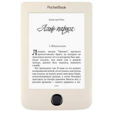 Электронная книга PocketBook 615 Plus Beige (PB615-2-F-CIS)