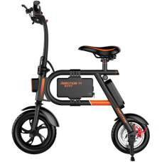 Электровелосипед InMotion E-Bike P1 Standart Version Black/Orange (IM-EBP1-SVBO)