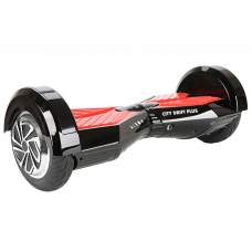 "ГИРОБОРД AIRON CITY DRIFT PLUS 8"" + ПУЛЬТ И СУМКА"