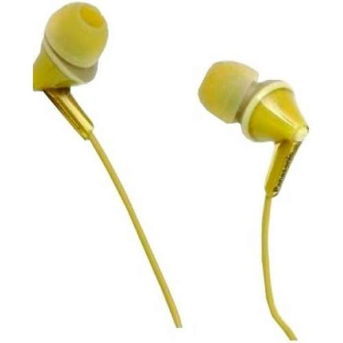 Наушники PANASONIC RP-HJE125E-Yellow