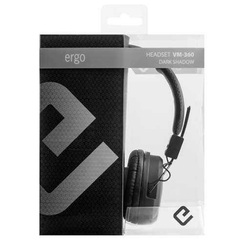 Гарнитура ERGO VM-360 Black