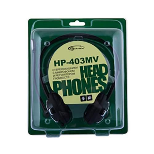 Наушники GEMIX HP-403MV