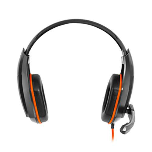 Наушники GEMIX W-330 black-orange