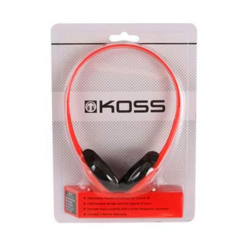 Наушники KOSS KPH7  Red