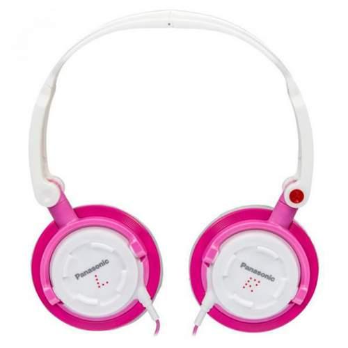 Наушники PANASONIC RP-DJS150E-Pink