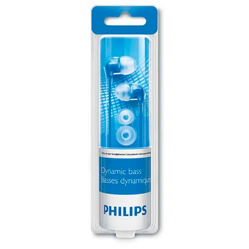 Наушники PHILIPS SHE3590BL Light Blue