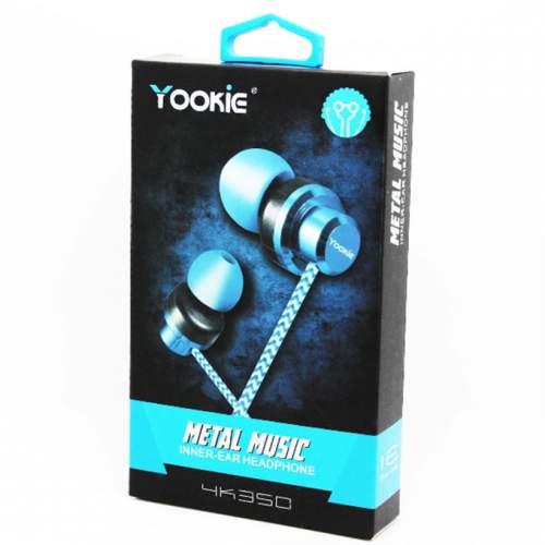 Гарнитура YOOKIE YK-350 Blue