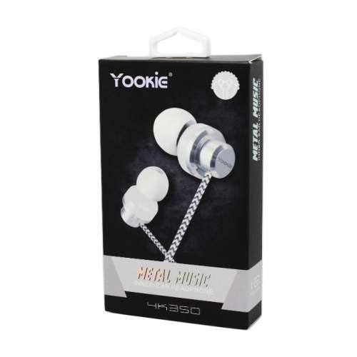 Гарнитура YOOKIE YK-350 White