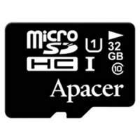 Карта памяти microSD APACER 32GB (10)