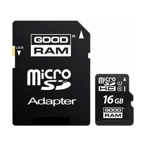 Карта microSD APACER 16Gb (10)+Ad
