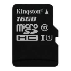 Карта microSD KINGSTON 16Gb (10)