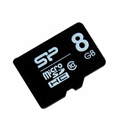 Карта памяти microSD SiliconPower 8Gb (10)