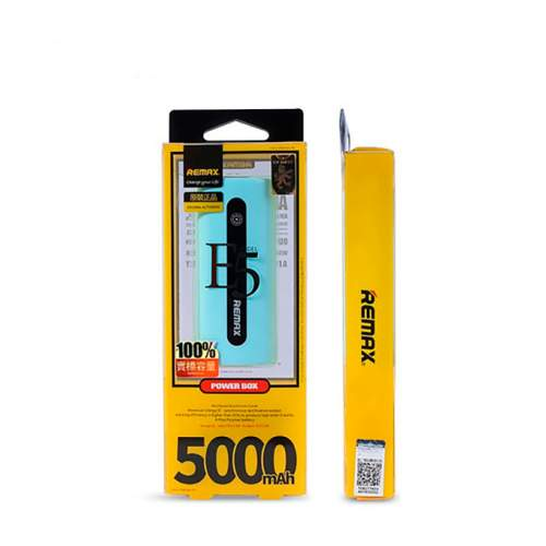 Power Bank REMAX E5 5000mAh Light Blue