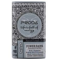 Power Bank REMAX PPL-24 10000 mAh Black
