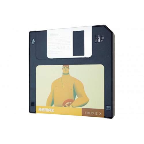 Power Bank REMAX Disk RPP-17 5000 mAh Black