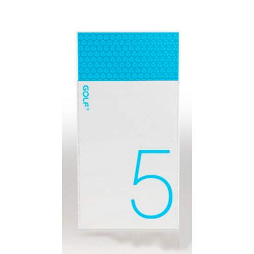 Power Bank GOLF HIVE5 5000 mAh Blue-White