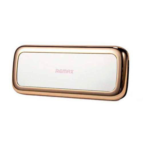 Power Bank REMAX Mirror RPP-35 5500mAh Gold