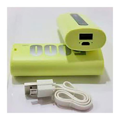 Power Bank REMAX E5 5000mAh Yellow
