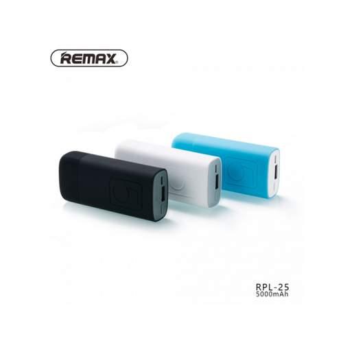 Power Bank REMAX FLINC RPL-25 5000mAh Black