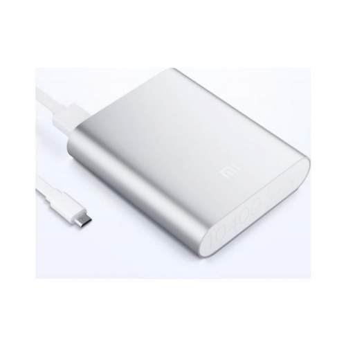 Power Bank Xiaomi 10400mAh Silver