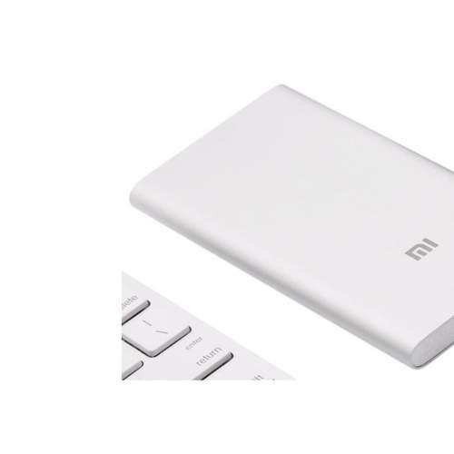 Power Bank Xiaomi NDY-02-AM 5000mAh Silver(OR)