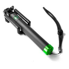 Монопод LOCUST Selfie Stick Bluetooth Green