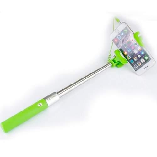 Монопод Selfer COOKE S-8 Green