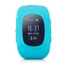 Смарт часы SMART BABY Q50 GPS Blue