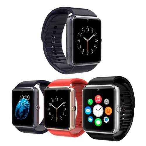 Смарт часы UWatch Smart Watch GT-08 Black 875314dbbbfea