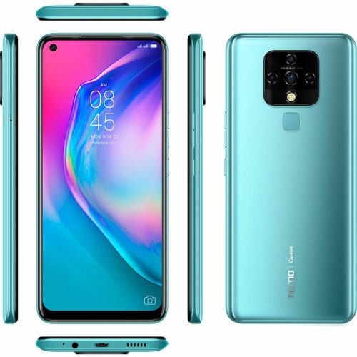 Смартфон TECNO Camon 16SE 6/128 Purist Blue