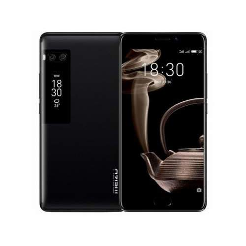 Смартфон MEIZU PRO 7 4/64Gb Black Глобальная версия
