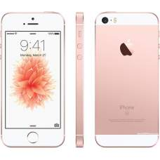 Смартфон APPLE iPhone SE 16GB Rose Gold  Refurbished
