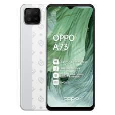 Смартфон OPPO A73 4/128 Silver